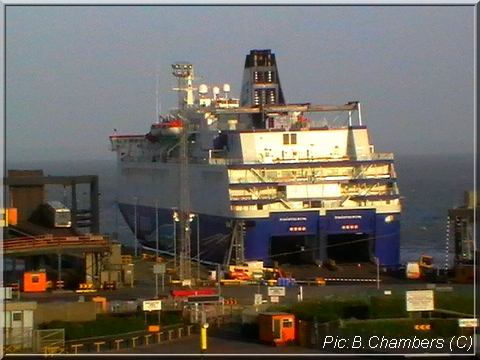 Shipping news - Rosslare ferry port arrivals ...